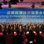 Hong Kong-Guangdong Business Conference in Warsaw 2011